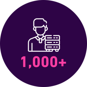 Icon of 1,000 New Leads